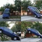 a parking