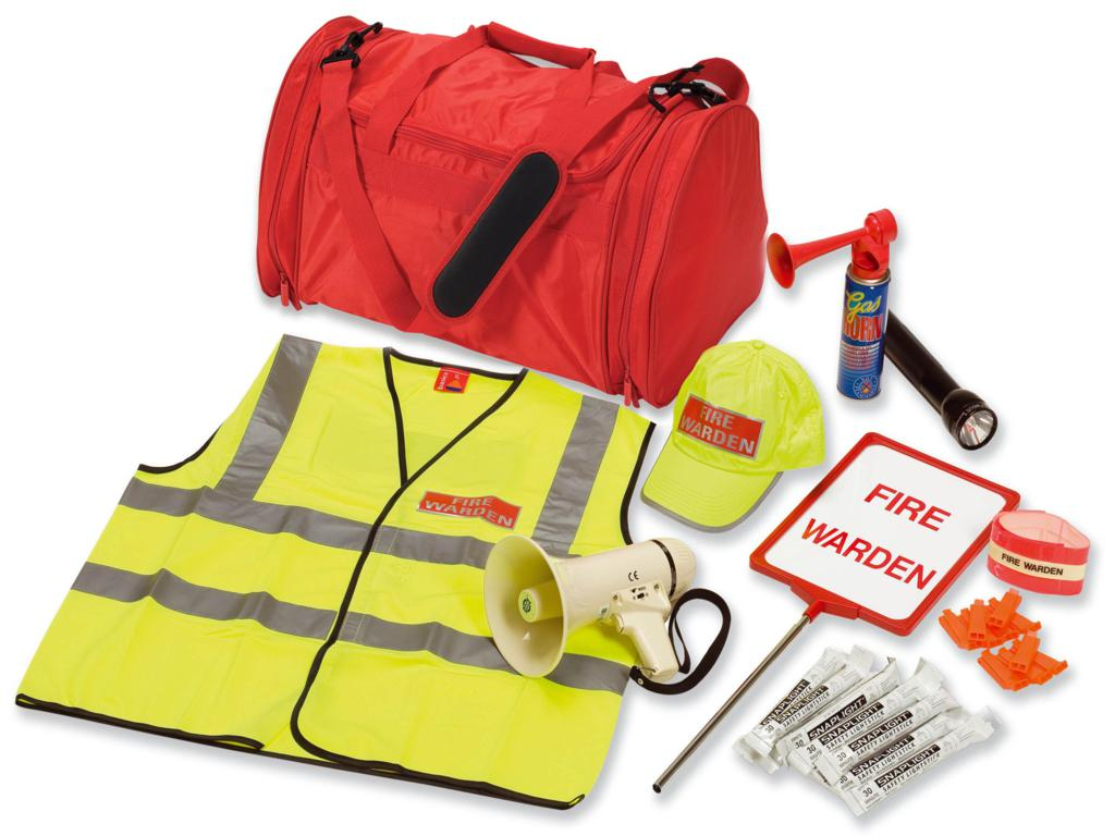 Fire Warden Kit