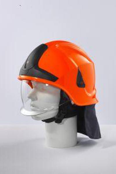 Rosenbauer Heros Xtreme Firefighting Helmet Firesafe