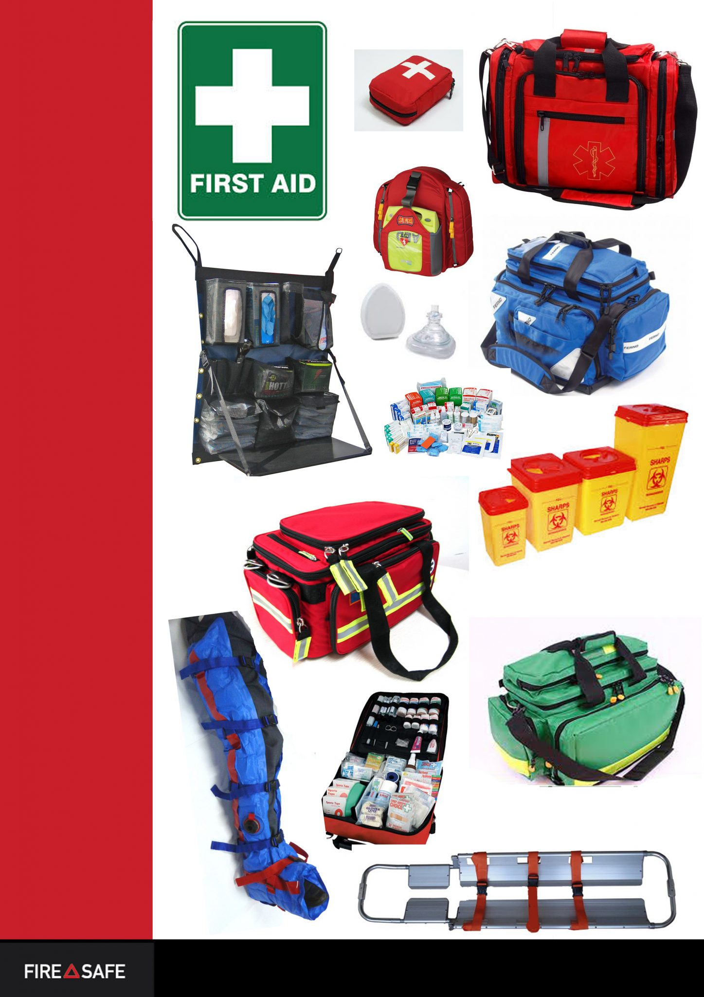 P18 2013 Product Guide First Aid
