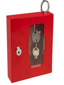 Emergency key boxA