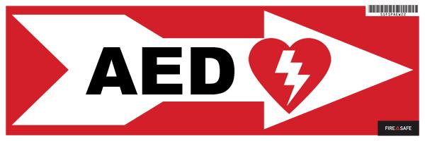 AED Arrow R
