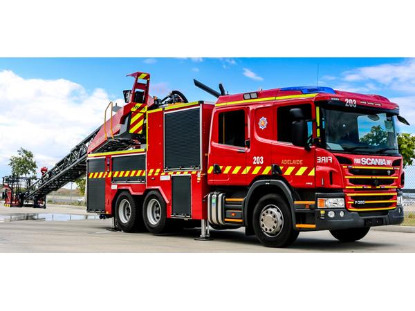 Rosenbauer Metz L20fa Aerial Ladder Firesafe