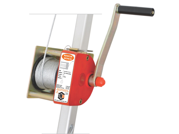 Linq Confined Space Rescue Winch Firesafe